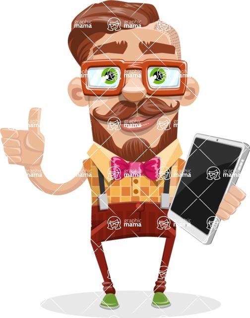 Jacob Аvant-garde - iPad3