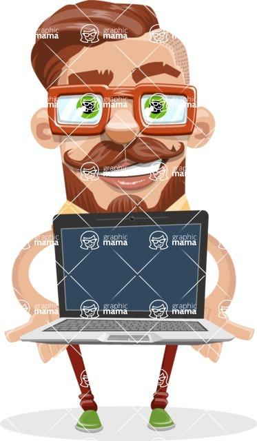 Jacob Аvant-garde - Laptop 2