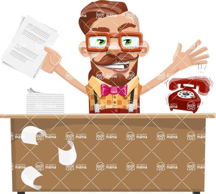 Jacob Аvant-garde - Office Fever