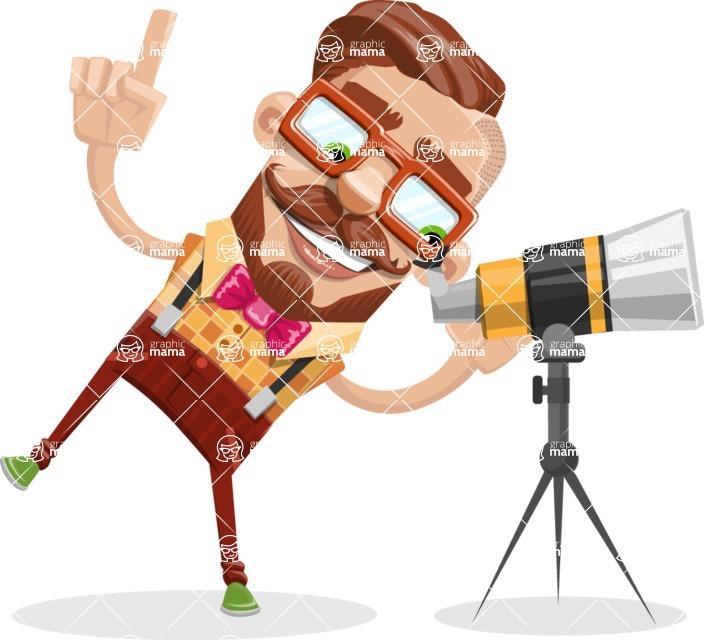 Jacob Аvant-garde - Telescope