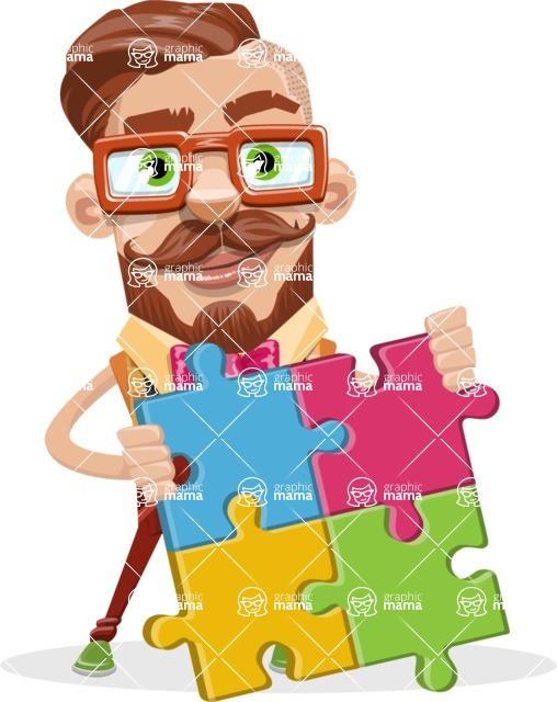 Jacob Аvant-garde - Puzzle