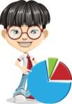 Jeng Li Schoolboy - Chart