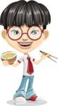 Jeng Li Schoolboy - Rice bowl
