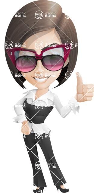 Jenna Elegance - Sunglasses