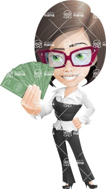 Jenna Elegance - Show me the money