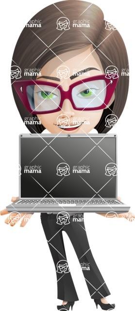 Jenna Elegance - Laptop