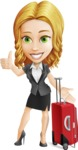 Claudia Busy - Travel1