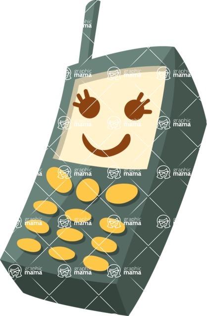 Baby Vectors - Mega Bundle - Baby Phone Toy