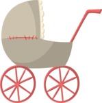 Babies: Peek-a-boo - Baby Stroller