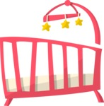 Baby Vectors - Mega Bundle - Baby Crib 3