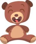 Babies: Peek-a-boo - Teddy Bear