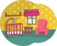 Baby Vectors - Mega Bundle - Baby Room