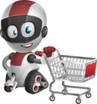 DigitaLittle Jeff - Shopping Cart
