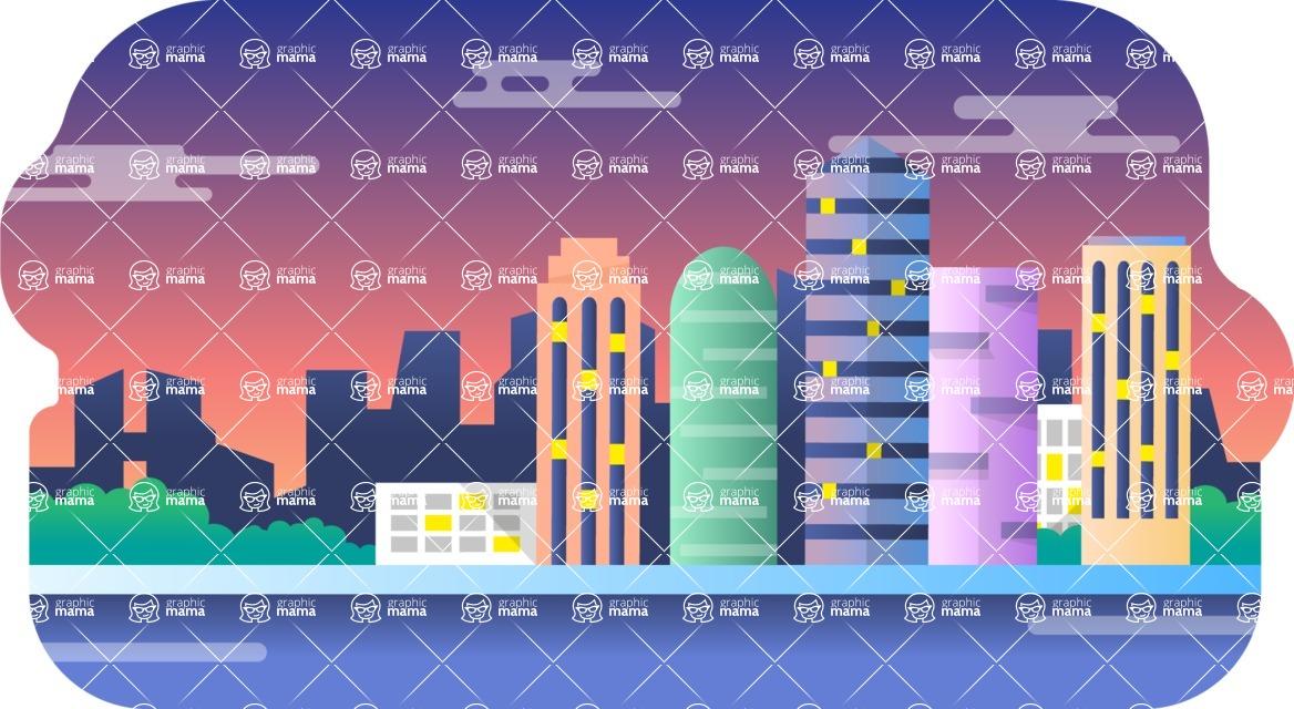 Vector Backgrounds - Mega Bundle - Background 203
