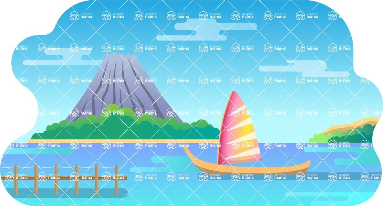 Vector Backgrounds - Mega Bundle - Background 211