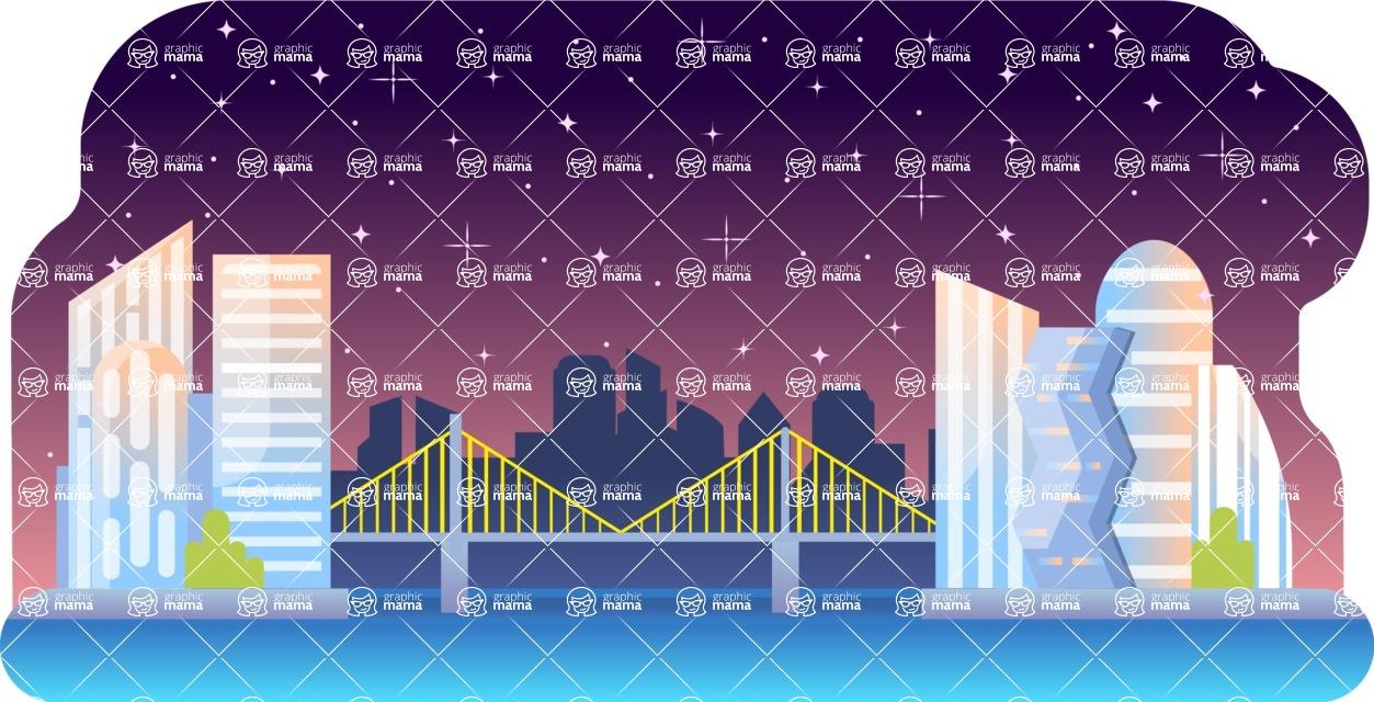 Vector Backgrounds - Mega Bundle - Background 213