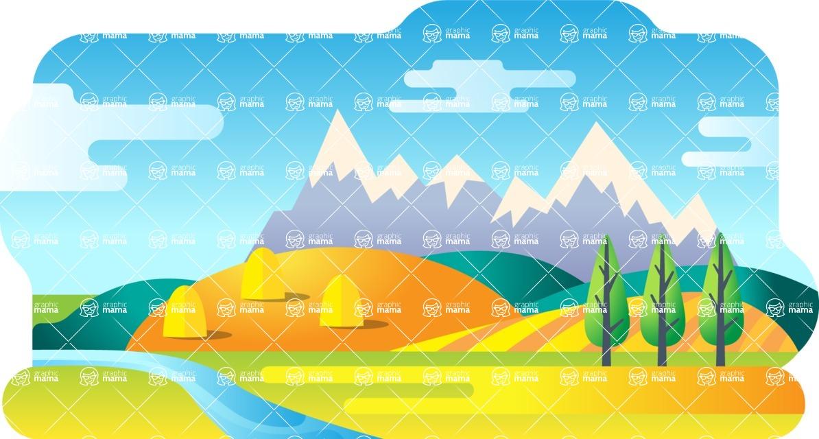 Vector Backgrounds - Mega Bundle - Background 216