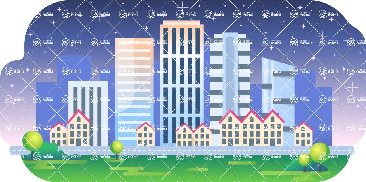Vector Backgrounds - Mega Bundle - Background 217