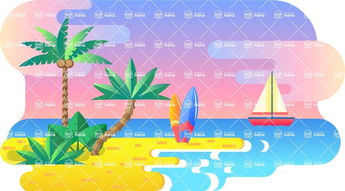 Vector Backgrounds - Mega Bundle - Background 229