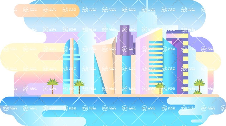 Vector Backgrounds - Mega Bundle - Background 230