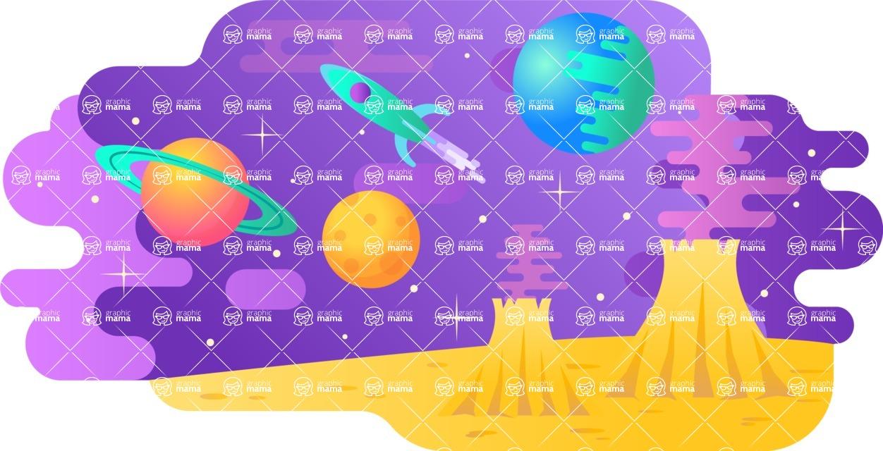 Vector Backgrounds - Mega Bundle - Background 233