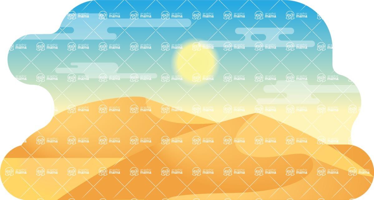 Vector Backgrounds - Mega Bundle - Background 236