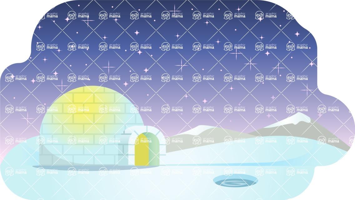 Vector Backgrounds - Mega Bundle - Background 237