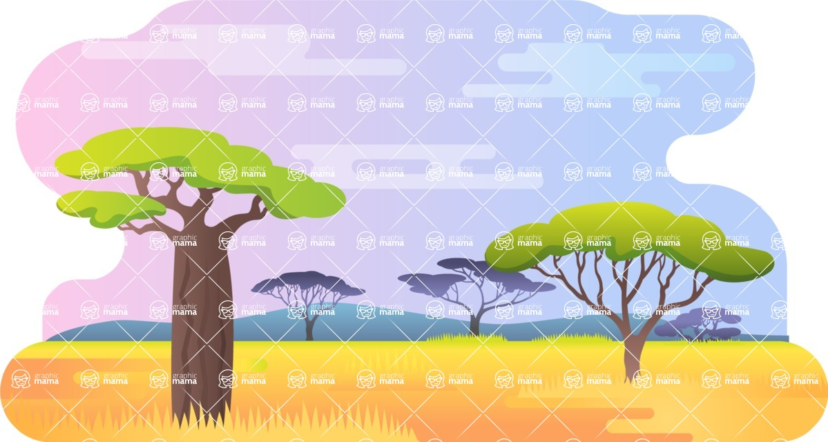 Vector Backgrounds - Mega Bundle - Background 240