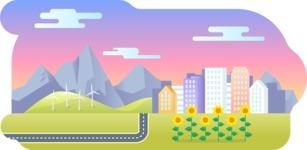 Vector Backgrounds - Mega Bundle - Background 215