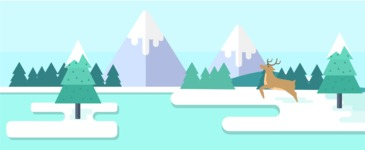 Vector Backgrounds - Mega Bundle - Winter Part 3