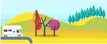 Vector Backgrounds - Mega Bundle - Autumn Part 2