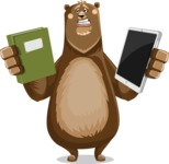 Barry Bearhug - Book and iPad