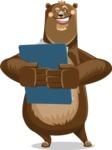 Barry Bearhug - Notepad 2