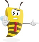 Lee the Business Bee - Direct Attention 2