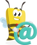 Lee the Business Bee - Email