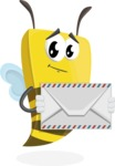 Lee the Business Bee - Letter