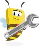 Lee the Business Bee - Repair