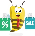 Lee the Business Bee - Sale2