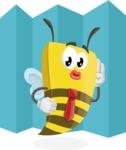 Lee the Business Bee - Shape 8