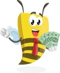 Lee the Business Bee - Show me the Money