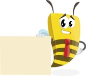 Lee the Business Bee - Sign 7