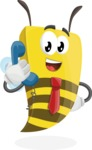 Lee the Business Bee - Support