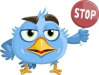 RoBird Plumage - Stop