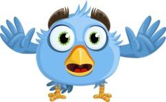 RoBird Plumage - Stop 2
