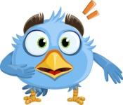 RoBird Plumage - Stunned