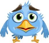 RoBird Plumage - Sad