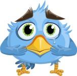 RoBird Plumage - Sad 2