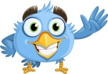 RoBird Plumage - Hello