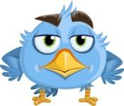 RoBird Plumage - Bored