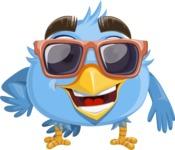 RoBird Plumage - Sunglasses